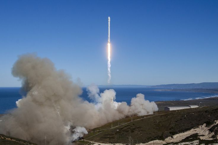 SpaceX targets February 18 for Dragon resupply mission to ISS SpaceX has a new date for its next launch  February 18 when its hoping to make its first launch from NASAs Kennedy Space Center at pad LC-39A. The first launch from the Florida facility was originally set for January 29 and was set to be a mission to deliver a commercial EchoStar satellite into orbit but that was pushed back to a target of the end of February when SpaceX decided to launch its CRS-10 resupply mission with its…