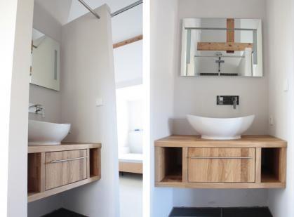 Badkamer en suite | Zolderindeling | Architecten aan huis