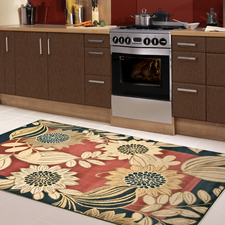 Orian Festival Evening Area Rug 5ft 3in x 7ft 6in at