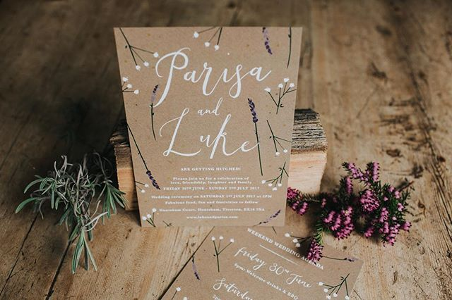 Isn't this wedding invite just the most beautiful ever?! We've got a new blog post up with the lovely duo behind it @dearlybeloveddesign. Link in our bio or just head to bearsandbutterflies.co.uk/blog  Image credit: @emsfreckles . . . .  #bridetobe2018 #weddingsuppliers #2018wedding #devonwedding #somersetwedding #outdoorwedding #outdoorweddings #wedding #weddinginspo #weddinginspiration #diywedding #weddingdetails #bohowedding #thatsdarling #thehappynow #rusticwedding…