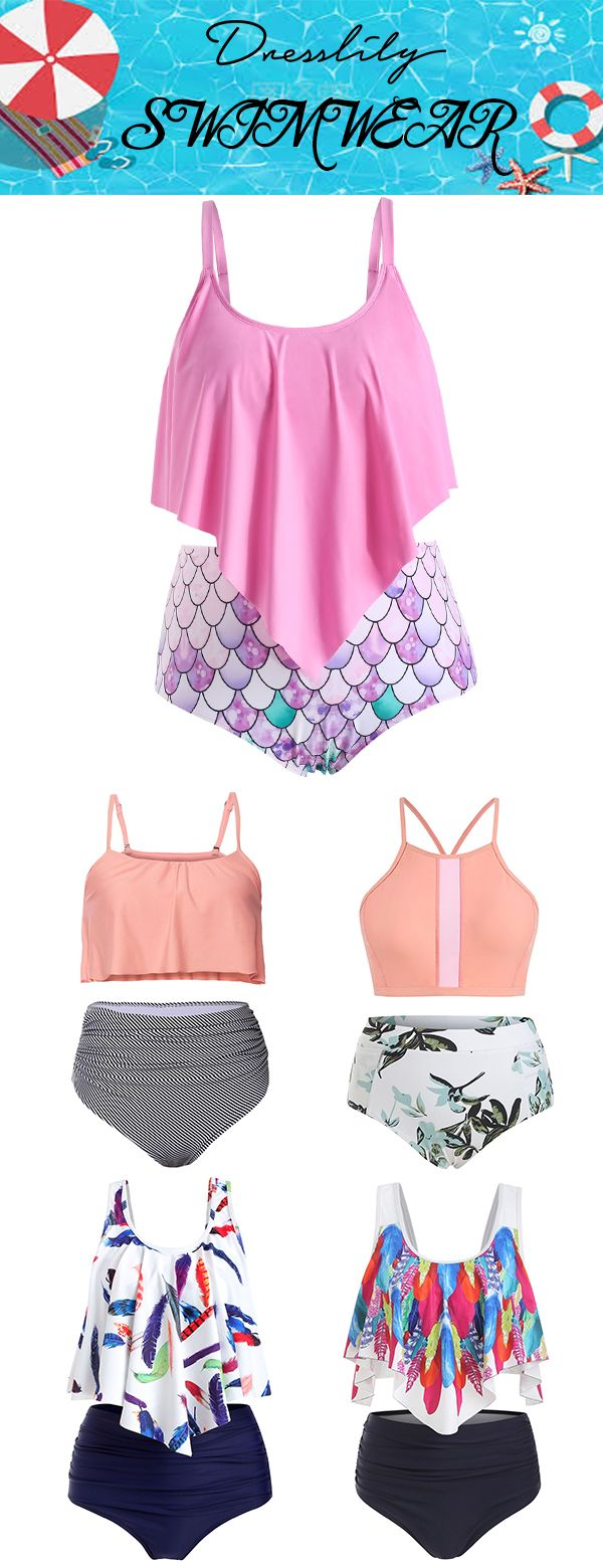 Summer swimwear 2019, beautiful swimsuit to make your summer eclectic!