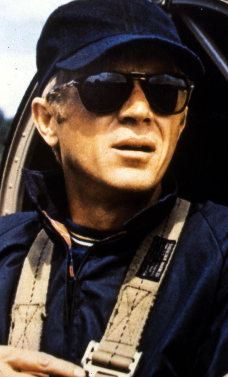 Steve McQueen, de L'Affaire Thomas Crown