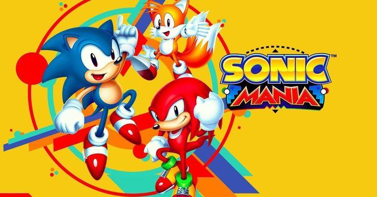 Tudo o que você queria saber sobre Sonic Mania, mas não tinha para quem perguntar.