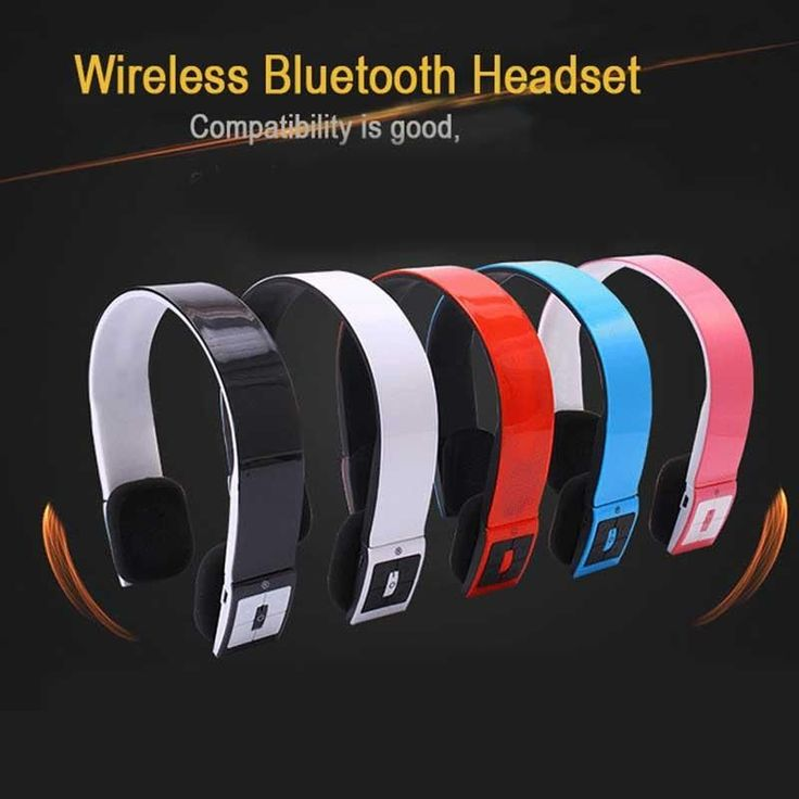 Super Cool Wireless Headphones With Bluetooth Features: Bluetooth V2.1 Portable lightweight and sweatproof design Built-in sensitivity microphone Built-in recha