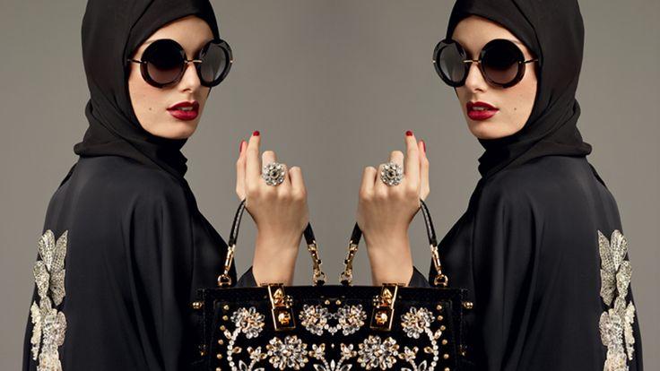 Dolce & Gabbana sigue la tendencia de la inclusión de la religión musulmana en la moda - Infobae