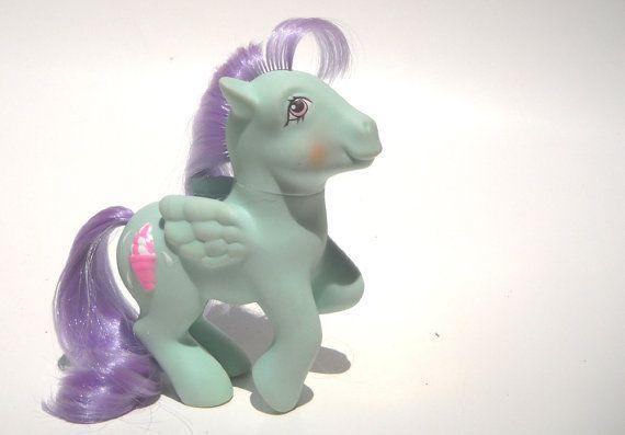 My Little Pony Peppermint Crunch: era mio!!