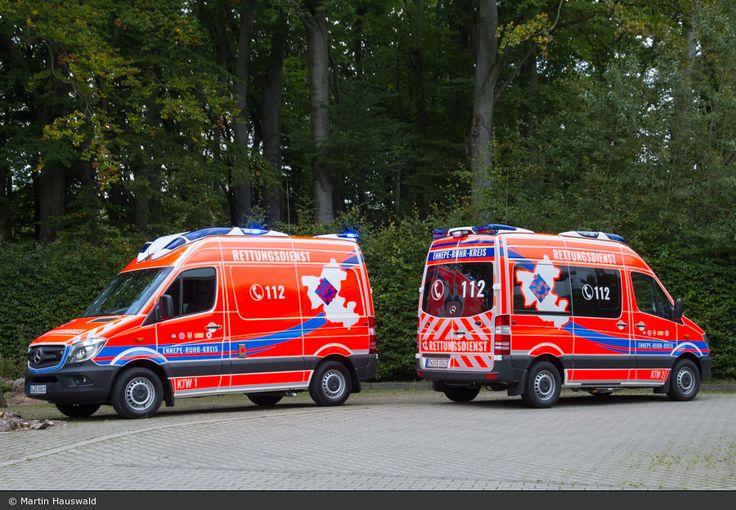 Rettungsdienst Ennepe-Ruhr-Kreis - KTW 2017