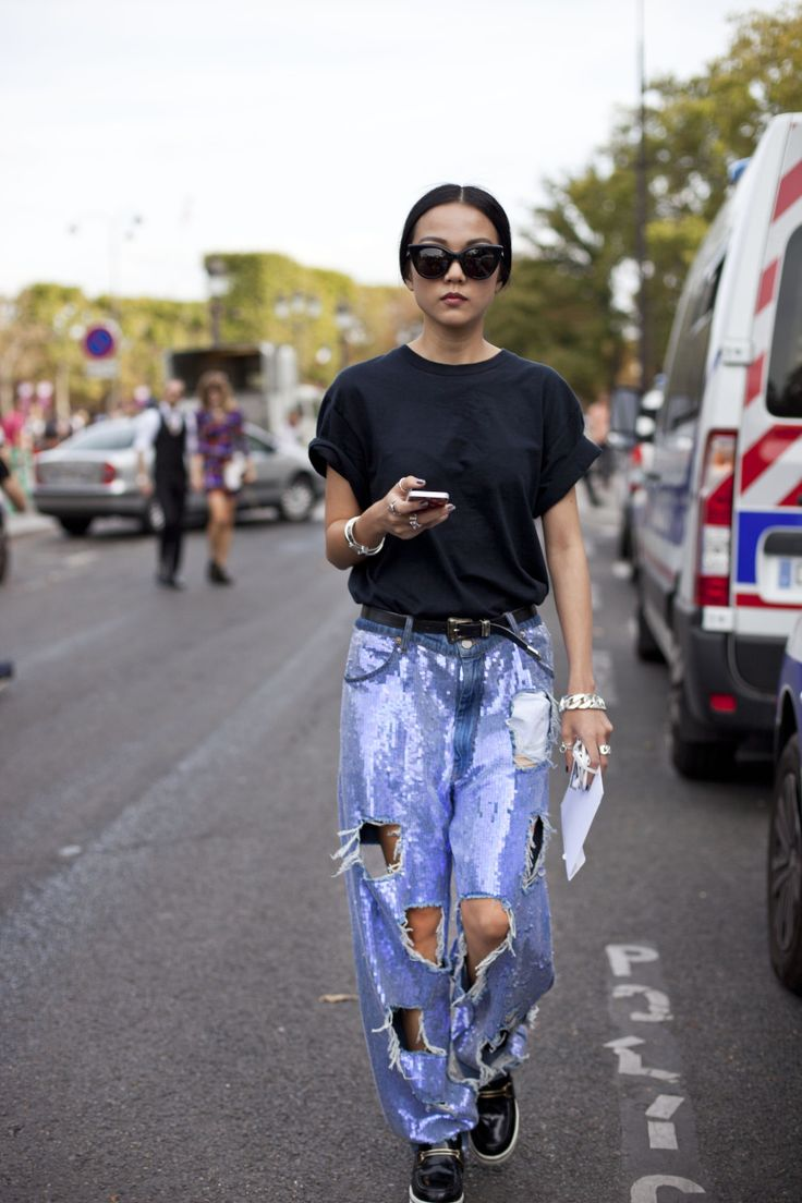 Gorgeous Street Style From Paris Fashion Week | StyleCaster