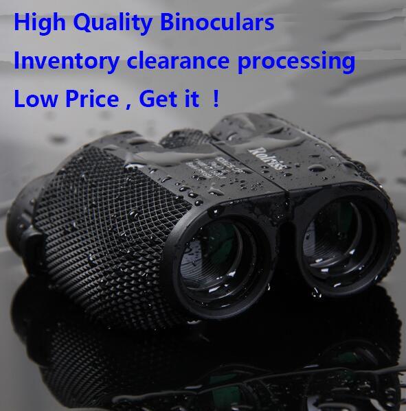 Caza de Alta veces prismáticos telescopio portátil a prueba de agua al aire libre Profesional de caza óptica ocular deportes al aire libre