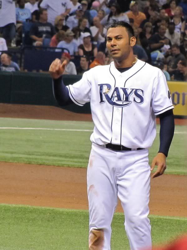 Carlos Pena - Tampa Bay Rays