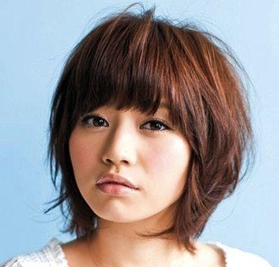 maren tween short cut for round face  hair  pinterest