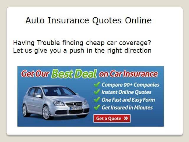 2020 Guide To Auto Insurance Car Insurance Insurance Auto