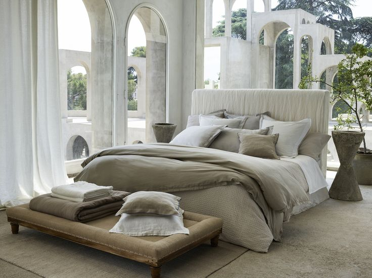 Bedroom inspiration - LINEN COLLECTION | AW16 CAMPAING - EDIT 2