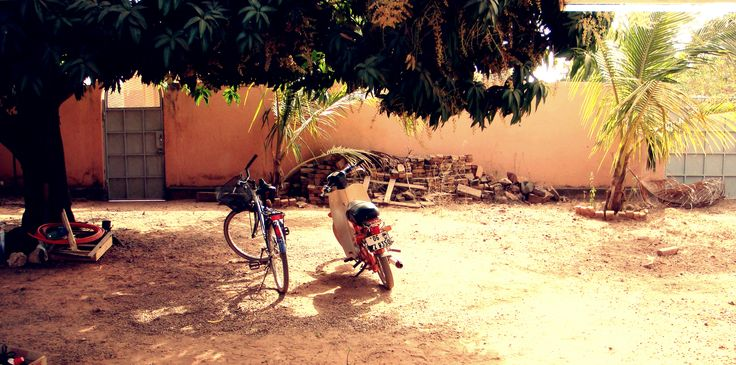 Dans ma cour, Burkina Faso