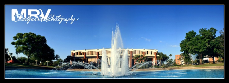 Univeristy of Central Florida (UCF). Reflection Pond