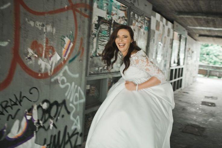 funny wedding moment - unusuall weeding photography
