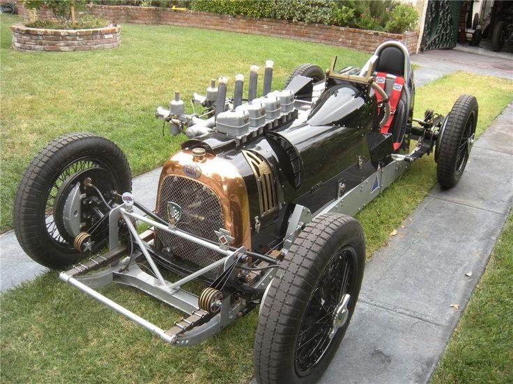 Vintage Super Champion Race Car Control Line Model