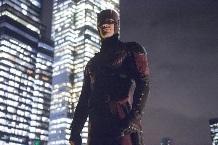Interview with costume designer Stephanie Maslansky on Marvel's Daredevil.
