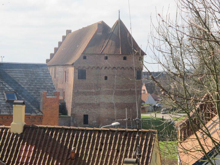 Nyborg slot #visitfyn Nyborg castle