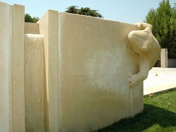 Scultura pietra leccese