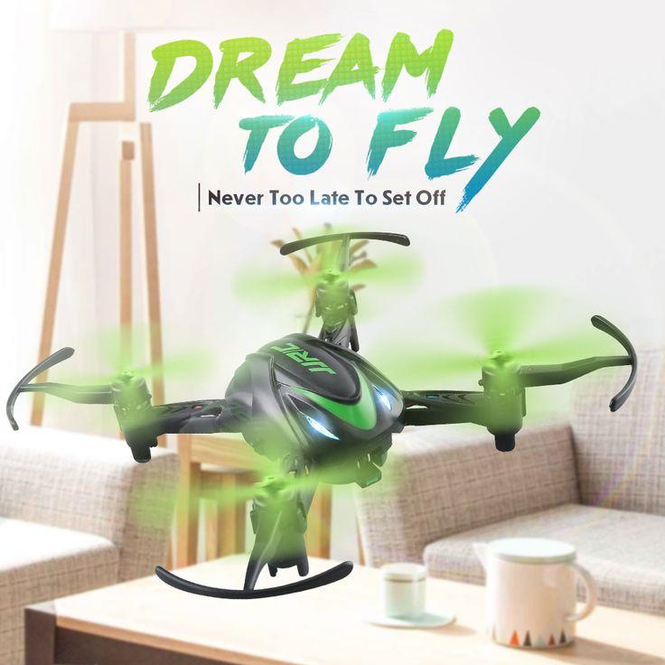Mais novo H48 Mini Drone JJRC 6 Axis RC Micro rc Quadcopters Acusado de controle remoto Rc Helicóptero Vs H8 Dron Melhores Brinquedos Para crianças
