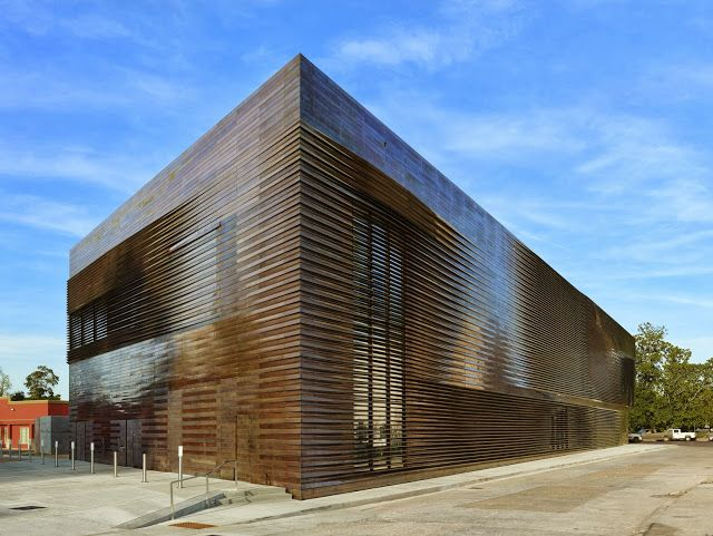 Louisiana State Museum and Sports Hall of Fame / Trahan Architects - USA   DesignDaily