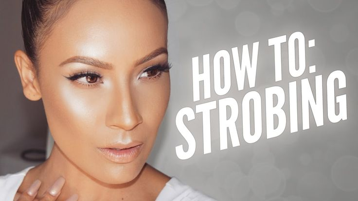 Strobing Is The Hot, New Makeup Trend That Makes Contouring Look Dull