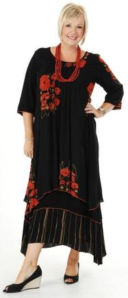 Stylish and Elegant Plus Size Dresses for Full Figured Women