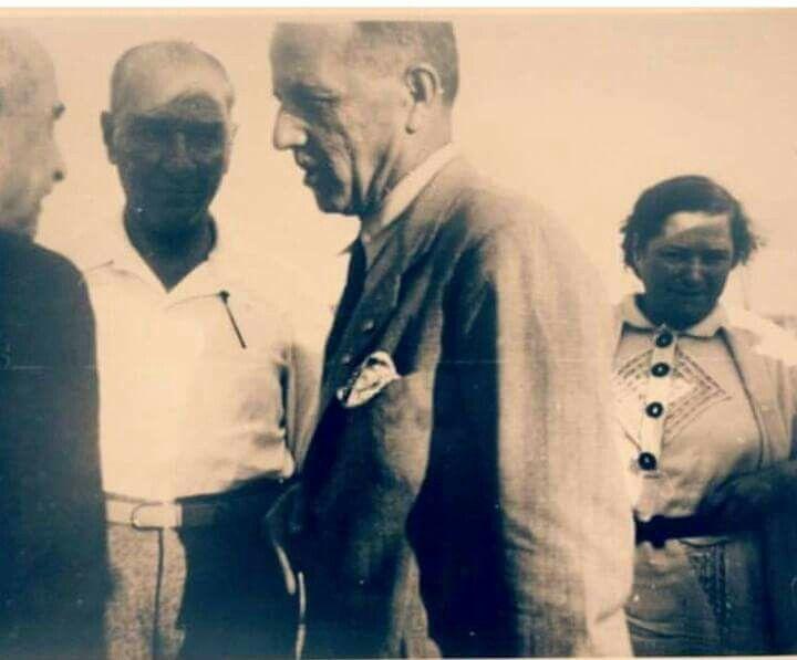 Mustafa Kemal Atatürk - Kardeşi Makbule