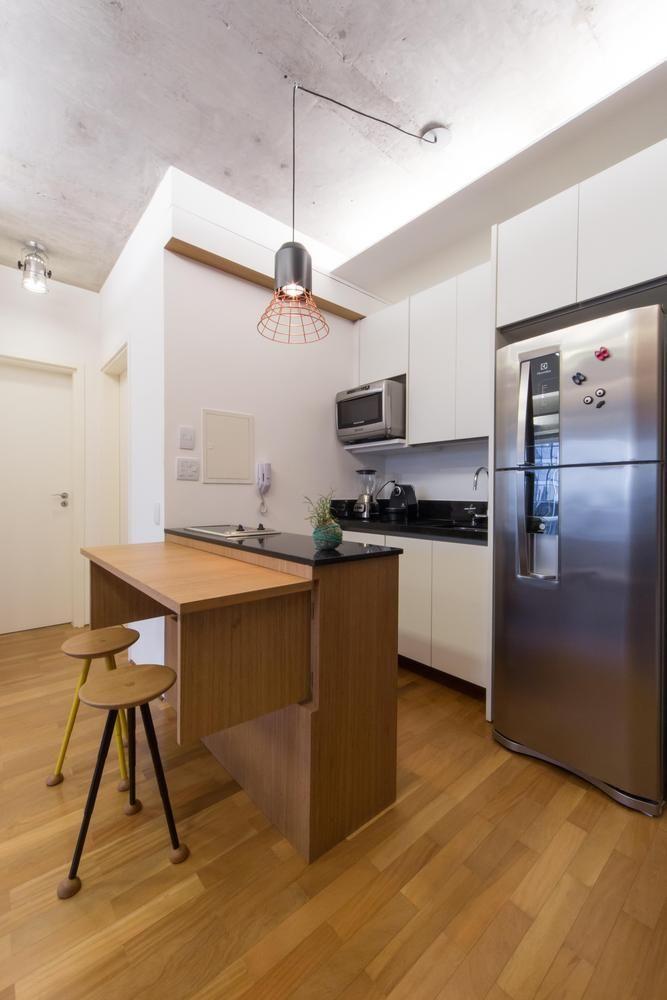 Galeria de Apartamento Polidance / Casa100 Arquitetura - 18