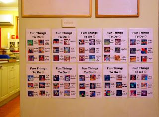 Things to do when bored charts homeschooling pinterest for How do you start building a house