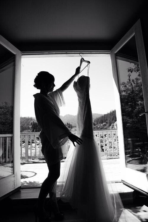 Love the silhouette.