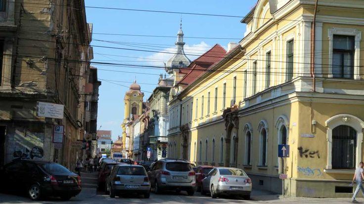 Timisoara - Temeswar - Blick zum Dom - Temeswar.info