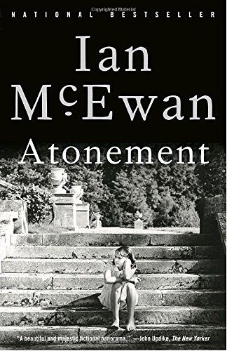 A book about books or reading (read) - Atonement: A Novel by Ian McEwan https://smile.amazon.com/dp/038572179X/ref=cm_sw_r_pi_dp_x_z9cGybRVK0P2V