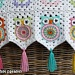 Crochet pattern owl granny square by ATERGcrochet. €2.95, via Etsy.