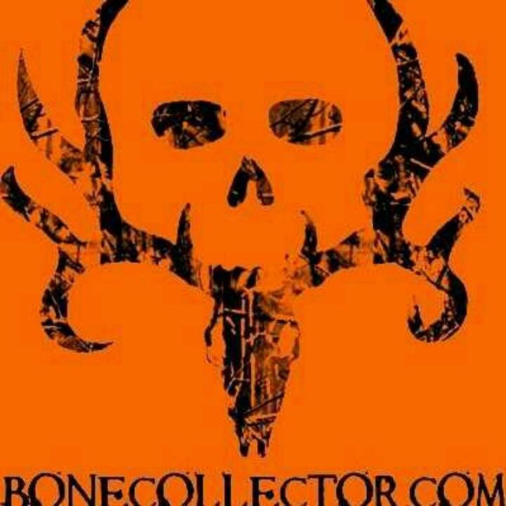 11 Best Bone Collector Images On Pinterest