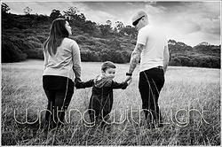 Family – where life begins & love never ends  Family session, Mt Annan NSW. A beautiful family. A fun shoot. A heart breaker in the making