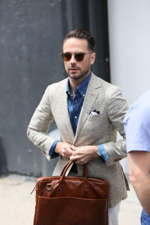 Men's Bag Inspiration #2