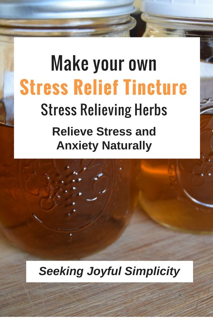 Using fresh or dried herbs, it is really easy to make your own stress relief tin…Common Sense Home