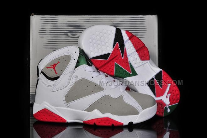 "http://www.myjordanshoes.com/nike-michael-jordan-7-vii-retro-hare-grey-fire-red-and-white.html Only$72.00 #NIKE MICHAEL #JORDAN 7 VII #RETRO ""HARE"" - GREY - FIRE RED AND WHITE Free Shipping!"