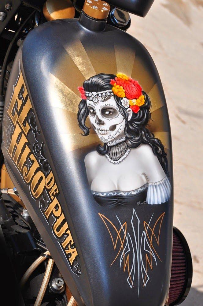 #motorcycle #paintjob By https://www.facebook.com/elias.nikolaou.58