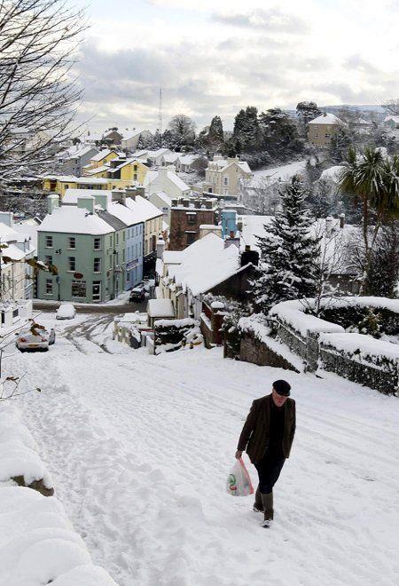 Cushendall, Northern Ireland.
