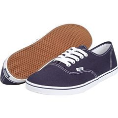 Vans Authentic Lo Pro, Navy, you will be minee