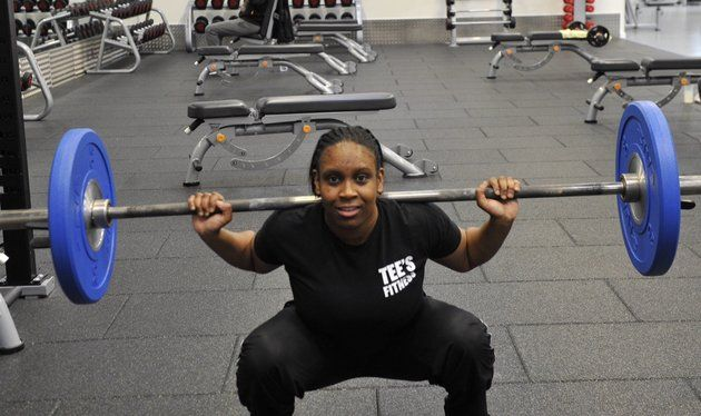 Former Footballer Takara Hawthorne-Smith Turned Injury Into A Positive And Became An Inspirational Powerlifter'I want to inspire other women to break records.' -'I want to inspire other women to break records.'