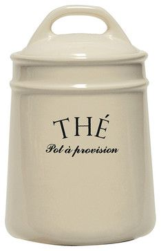 The Tea Canister - transitional - Food Containers And Storage - Bliss Home & Design