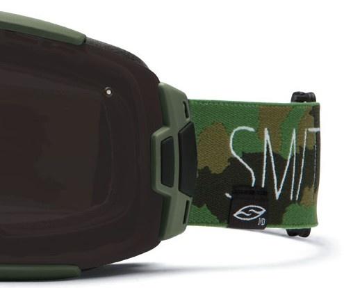 SMITH OPTICS x POLER x Austin Smith Goggles for 2013/ 2014