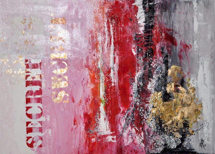 17 beste afbeeldingen over schilderen op pinterest schilderijen canvaskunst en abstracte - Moderne kamer volwassen schilderij ...