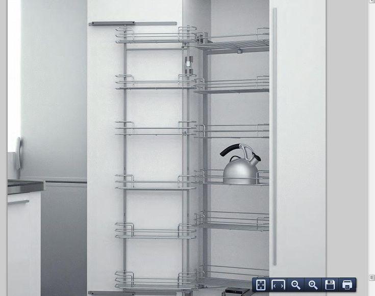 1000 images about organizadores de cocina on pinterest - Tipos de cocinas ...