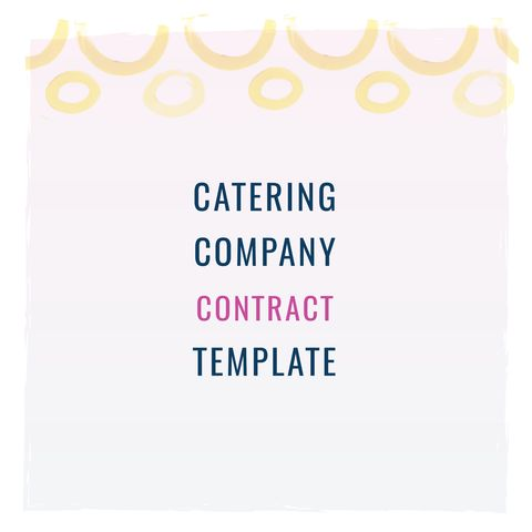 Best Contract Templates Images On   Role Models