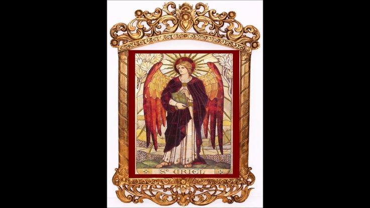 2018 año que rige el Arcangel Uriel